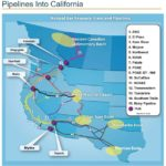 Local natural gas production reduces out-of-state imports