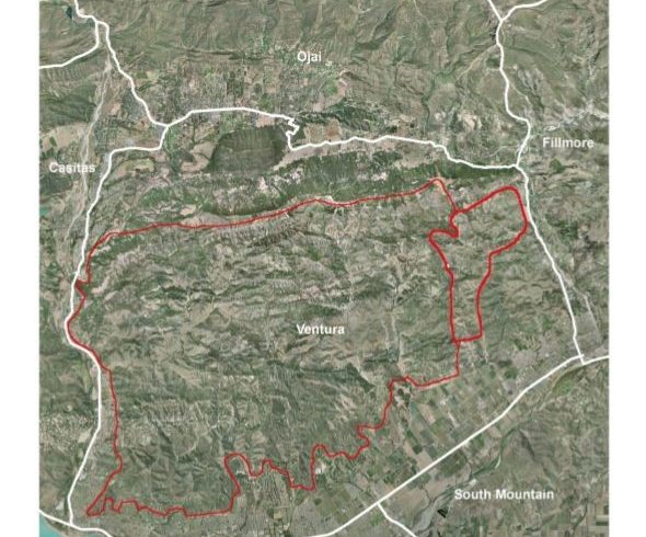 County Wildfire Plans Not Implemented Before Thomas Fire